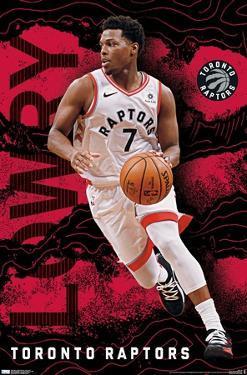 NBA Toronto Raptors - Kyle Lowry 19