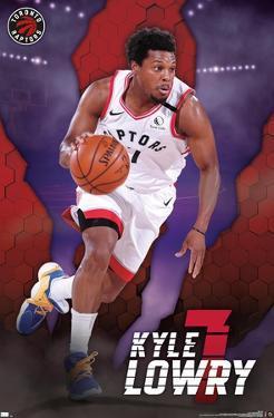 NBA Toronto Raptors - Kyle Lowry 20