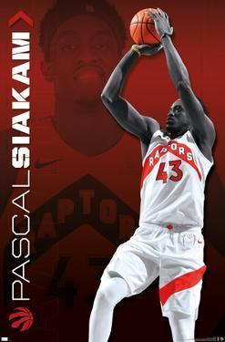 NBA Toronto Raptors - Pascal Siakam 20
