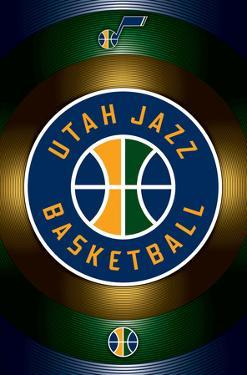 NBA: Utah Jazz- Team Logo