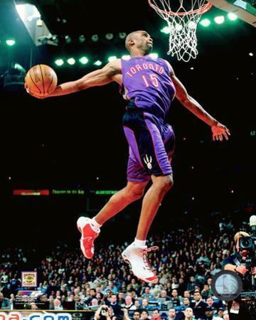 NBA: Vince Carter 2000 NBA All-Star Slam Dunk Contest Action