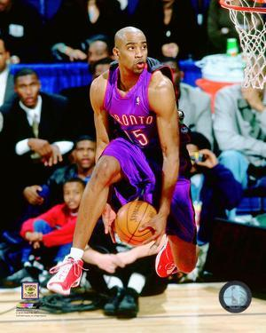 NBA: Vince Carter 2000 NBA All-Star Slam Dunk Contest Action