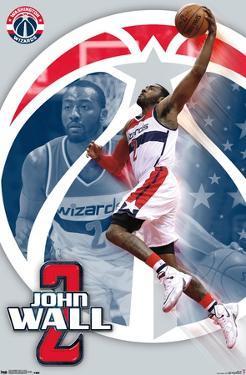 NBA Washington Wizards - John Wall 16