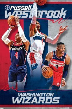 NBA Washington Wizards - Russell Westbrook 20