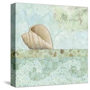Spa Shells I by NBL Studio