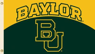 NCAA Baylor Bears Flag with Grommets