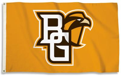 NCAA Bowling Green Falcons Flag with Grommets