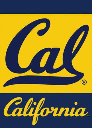 NCAA Cal Berkeley Golden Bears 2-Sided Garden Flag