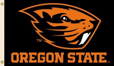 NCAA Oregon State Beavers Flag with Grommets