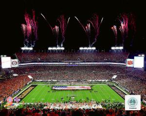 NCAA: Raymond James Stadium 2017 National Championship Game
