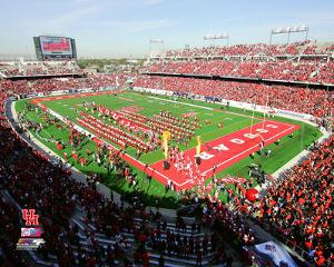 NCAA: TDECU Stadium University of Houston Cougars 2015