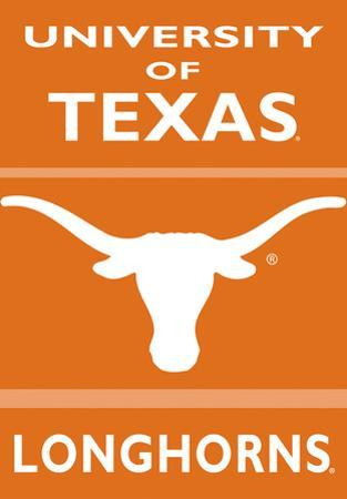 NCAA Texas Longhorns 2-Sided House Banner