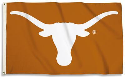 NCAA Texas Longhorns Flag with Grommets