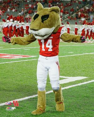NCAA: University of Houston Cougars Mascot