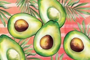 Avocado I by ND Art