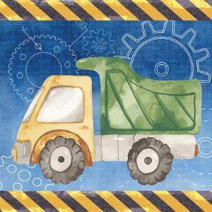 Dump Truck by ND Art