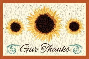 GIVe Thanks by ND Art
