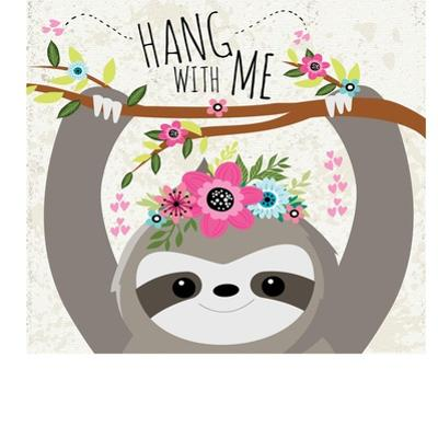 Hang with Me by ND Art