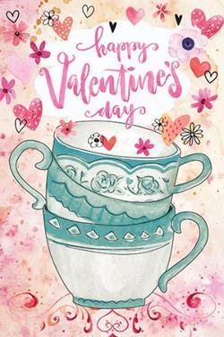 Happy Valentines by ND Art