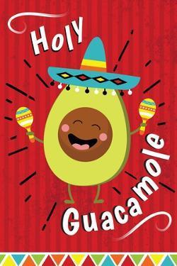 Holy Guacamole by ND Art