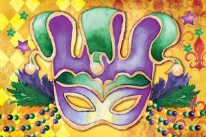 Mardi Gras IV by ND Art