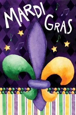Mardi Gras by ND Art