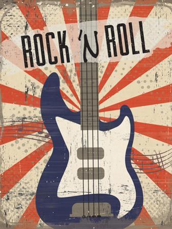 Rock 'n Roll by ND Art