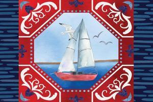 Sailboat by ND Art