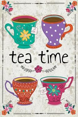 Tea Time by ND Art