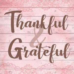 Thankful and Grateful by ND Art
