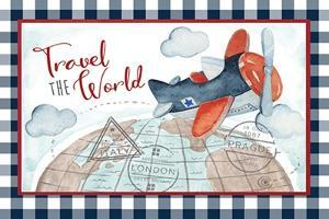 Travel the World by ND Art