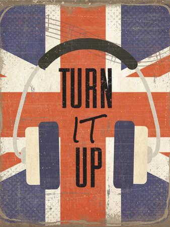 Turn It Up by ND Art