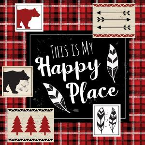 You are My Happy Place by ND Art
