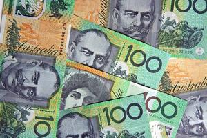 Australian 100 Dollar Bills by Neale Cousland