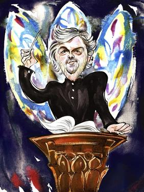 James MacMillan - Scottish composer and conductor by Neale Osborne