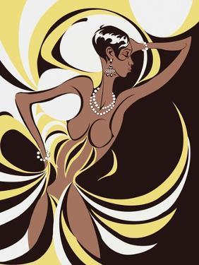 Josephine Baker by Neale Osborne