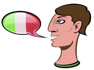 Speaking Italian -illustration by Neale Osborne
