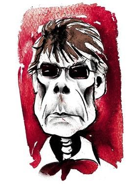 Stephen King - American horror writer by Neale Osborne