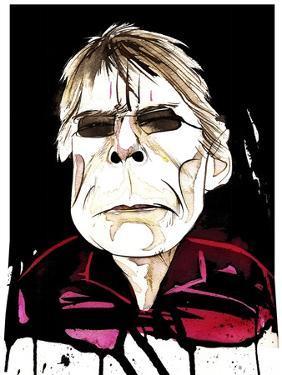 Stephen King - Amerrican horror writer, born 1947 by Neale Osborne
