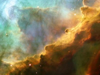 Nebula In M17
