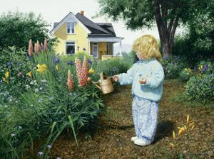 Little Gardener by Ned Young