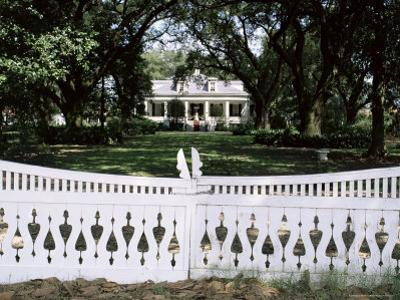 Tezcuco, an Antebellum Cottage, New Orleans, Louisiana, USA