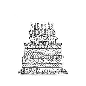 Cake by Neeti Goswami
