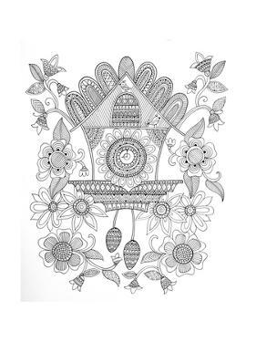 Cuckoo Clock by Neeti Goswami