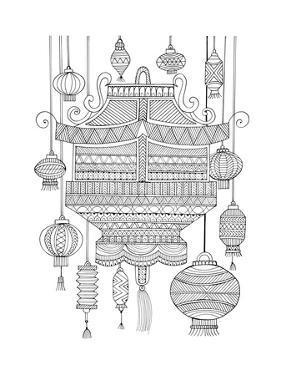 Lantern 2 by Neeti Goswami