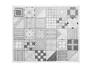 Pattern 1 by Neeti Goswami