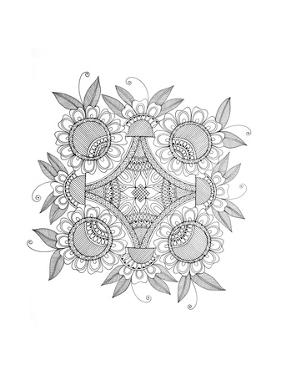 Shape Pattern 7 by Neeti Goswami