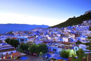 Chefchaouen, Morocco, North Africa, Africa by Neil
