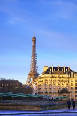 Eiffel Tower, Paris, France, Europe by Neil