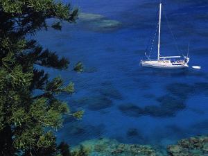 Baie De Jokin, Lifou, the Loyalty Islands, New Caledonia by Neil Farrin